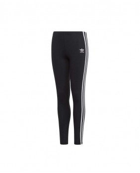 Adidas Originals 3Stripes Leggings Bambina - Black