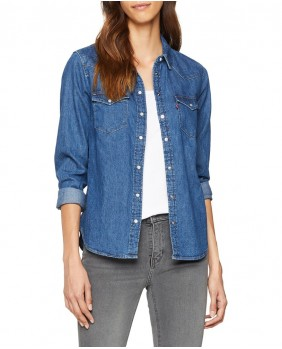 Levis W Ultimate Western Camicia Donna - 0001