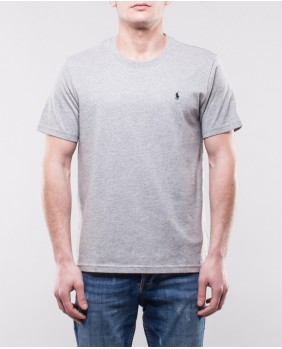 Ralph Lauren S/S Crew-Sleep Top T-Shirt Uomo - Grey