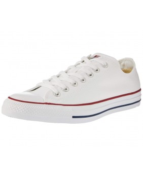 Converse All Star OX Scarpa Unisex - White