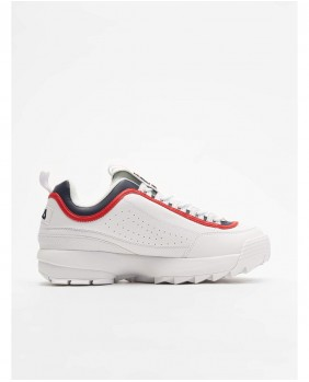 Fila Disruptor CB Low Scarpa Uomo - White/Navy