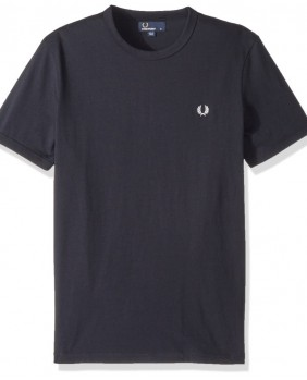 Fred Perry Ringer T-Shirt Uomo - 608
