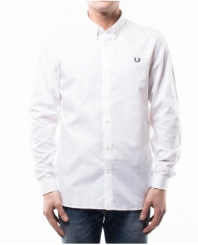 Fred Perry Button Down Shirt Camicia Uomo - 134