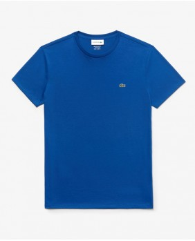 Lacoste T-Shirt In Jersey Di Cotone T-Shirt Uomo - Z7Z