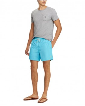 Ralph Lauren Traveler Swim Costume Uomo - 044