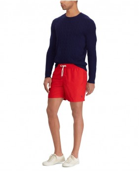 Ralph Lauren Traveler Swim Costume Uomo - 009