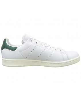 Adidas Originals Stan Smith Pelle Martellata Scarpe Uomo - Green