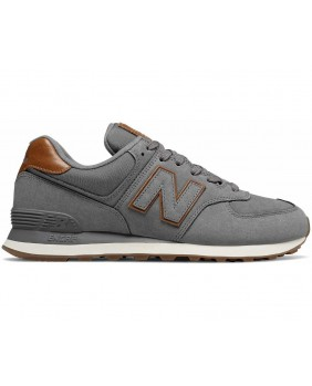 New Balance 574 Scarpa Uomo - Dark Grey