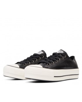 Converse Chuck Taylor All Star Lift Scarpa Donna - Black/Egr