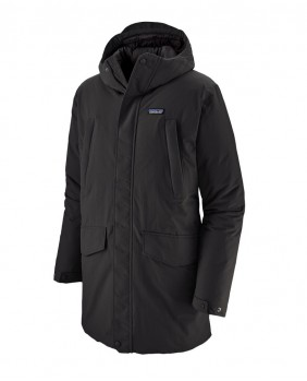 Patagonia M'S City Storm Parka Giacca Uomo - Black