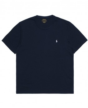 Ralph Lauren S/S Crew-Sleep Top T-Shirt Uomo - Navy