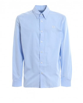 Fred Perry Button Down Shirt Camicia Uomo - 353