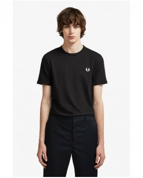 Fred Perry Ringer T-Shirt Uomo - 102