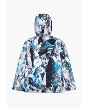 Quiksilver B Giacca Snow Mission Bambino - BNR7