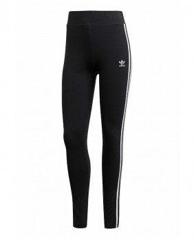 Adidas Originals 3 STR Tight II Leggings Donna - Black