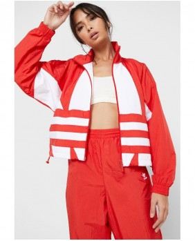 Adidas Originals LRG Logo TT Jacket Donna - Lushred