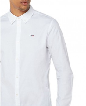 M Stretch Oxford S Camicia...
