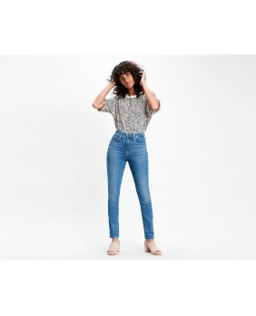 W 721 High Rise Skinny Fit Jeans Donna - 0331