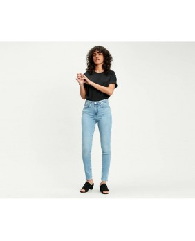 W 721 High Rise Skinny Fit Jeans Donna - 0332