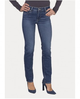 W 712 Slim Fit Jeans Donna...