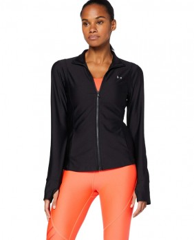W Armour Sport Jacket Donna - Black