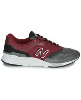 997 Scarpa Uomo - Red/Black