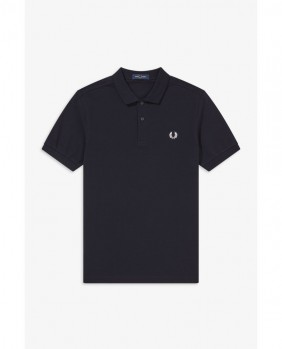 Plain Fred Perry Shirt Polo...