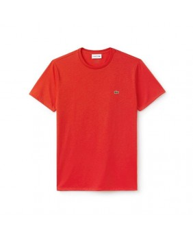 Lacoste T-Shirt In Jersey T-Shirt Uomo - 240