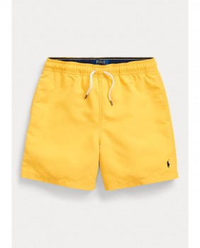 Slim Traveler Swim Costume Uomo - Yellow