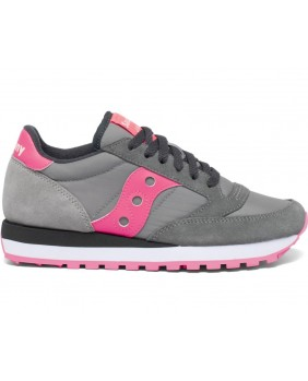 W Jazz Original Scarpa Donna - Grey/Pink