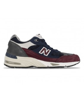 991 Scarpa Uomo - Black/Navy