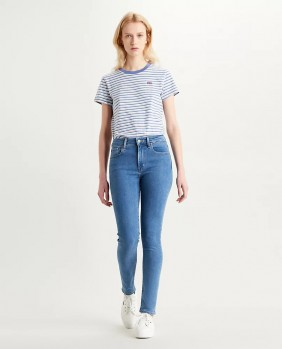 W 721 High Rise Skinny Fit...