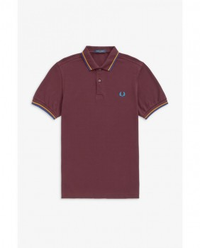 Twin Tipped Shirt Polo Uomo...