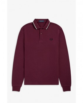 LS Twin Tipped Shirt Polo...