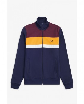 Colour Block Track Jacket...
