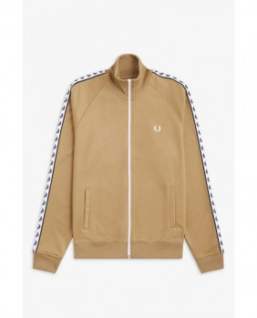 Taped Track Jacket Felpa...