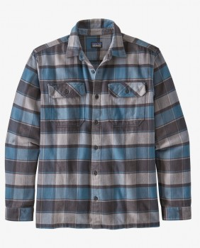 M'S L/S Fjord Flannel Shir...