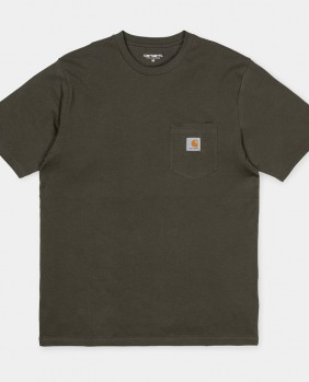 S/S Pocket T-Shirt Uomo -...