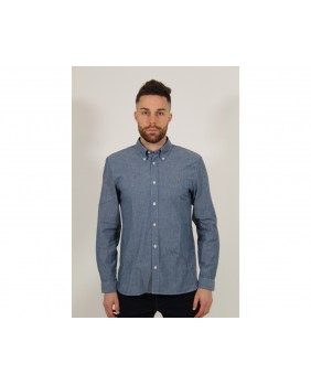 Camicia ML Uomo - Denim