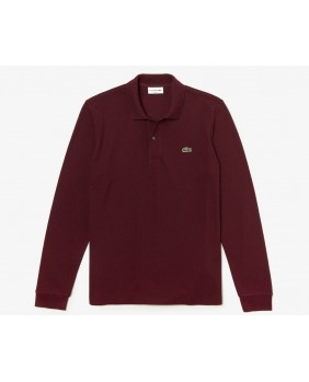 Polo ML Uomo - Bordeaux