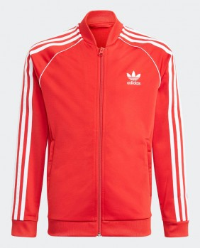 Track Jacket Adicolor SST Unisex - Red