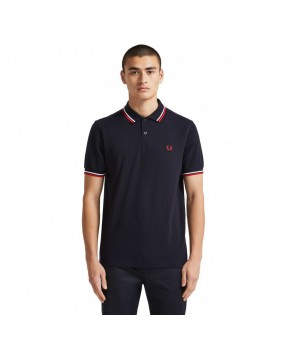 Polo Twin Tipped Uomo -...